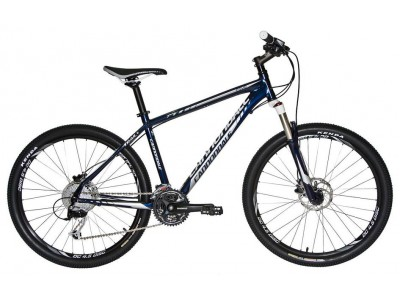 Велосипед Cannondale Trail 5 Indigo Blue Hydro Disk -2012