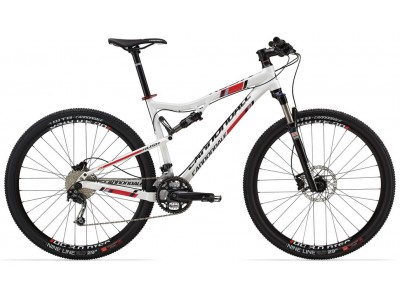 "Велосипед Cannondale Rush 29""ER 2 White (2014)"