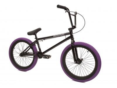 Велосипед BMX Code Meat Grinder Black