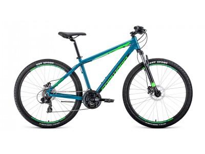 "Велосипед FORWARD Apache 3.0 27.5"" Blue (2020)"