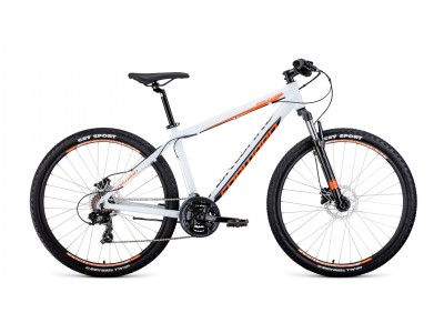 "Велосипед FORWARD Apache 3.0 27.5"" White (2020)"