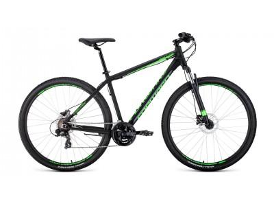 "Велосипед FORWARD Apache 3.0 29"" Black (2020)"