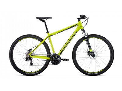 "Велосипед FORWARD Apache 3.0 29"" Yellow (2020)"