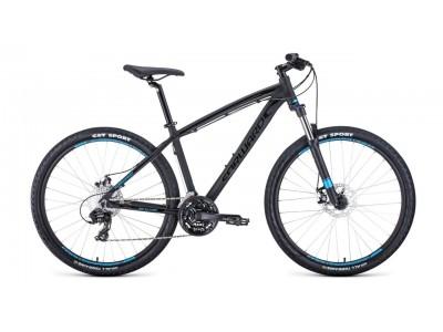 "Велосипед FORWARD Next 2.0 27.5"" Black (2020)"