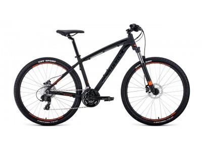 "Велосипед 27.5"" FORWARD Next 3.0 Black (2020)"