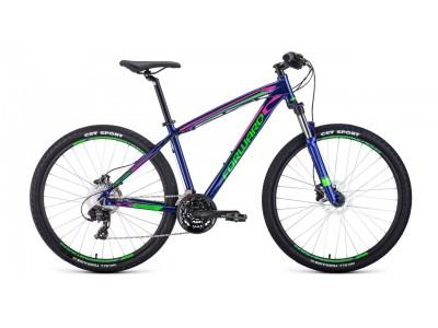 "Велосипед 27.5"" FORWARD Next 3.0 Blue (2020)"