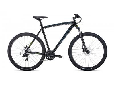 "Велосипед FORWARD Next 2.0 29"" Black (2020)"