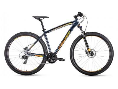 "Велосипед FORWARD Next 3.0 29"" Grey-Orange (2020)"