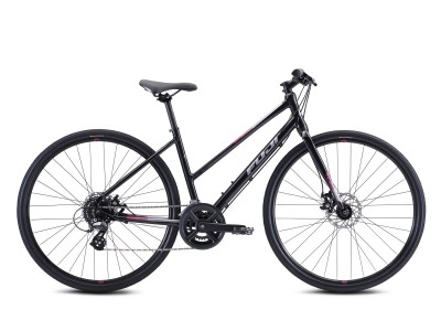 Велосипед Fuji Absolute ST 1.9 Black 2021