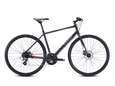 Велосипед Fuji Absolute 1.9 Satin-Black 2021