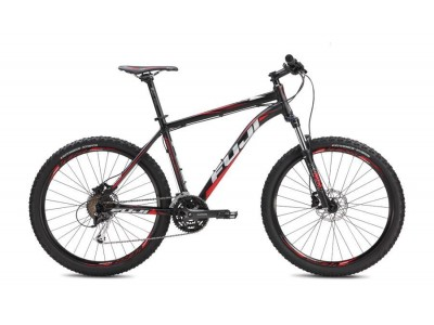 Велосипед Fuji Nevada 1.5 Disk Black (2013)