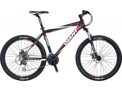 Велосипед Giant Rincon Disc Black (2014)