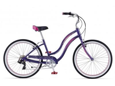 Велосипед Giant Simple Seven W Purple (2014)