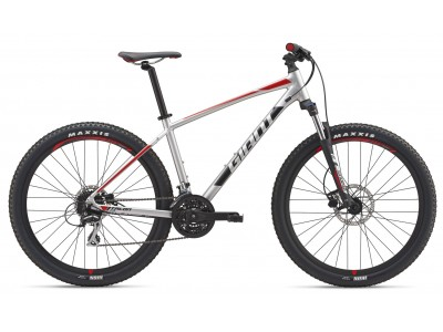 "Велосипед 27.5"" GIANT TALON 3 Grey (2019)"