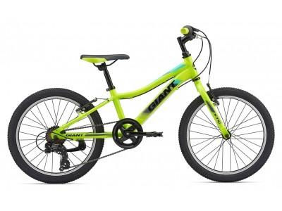 """Велосипед 20"""" GIANT XTC JR LITE NEON YELLOW (2019)"""