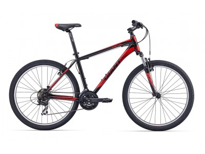 Велосипед GIANT REVEL 2 BLACK RED (2018)