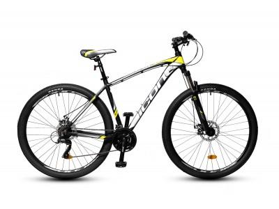"""Велосипед 29"""" HORST Icon Black-White-Lime"""