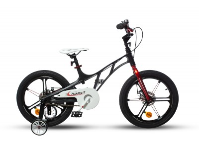 "Велосипед 18"" HORST Indigo Black"