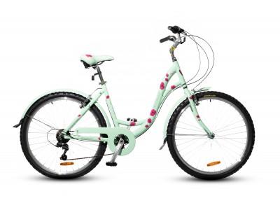 "Велосипед 26"" HORST Perle Mint-Pink"