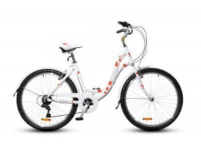 "Велосипед 26"" HORST Perle White-Red"