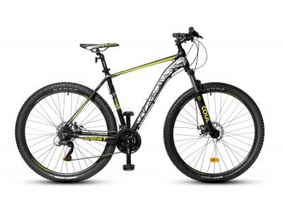 "Велосипед 29"" HORST Crown Black-Grey-Lime"