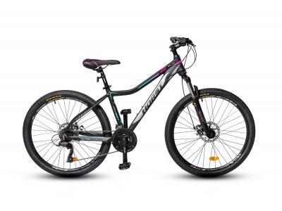 "Велосипед 26"" HORST Solara Black-Pink-Blue"