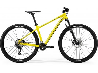 Велосипед MERIDA BIG NINE 500 (2020) yellow
