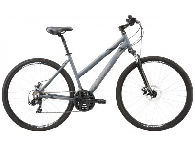 Велосипед MERIDA CROSSWAY 10-MD Lady (2020) Matt Dark Grey