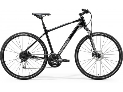 Велосипед MERIDA CROSSWAY 100 (2020) Black