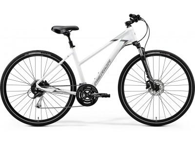 Велосипед MERIDA CROSSWAY 100 Lady (2020) White