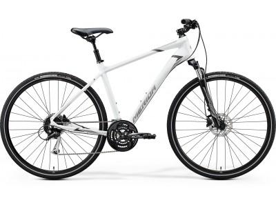 Велосипед MERIDA CROSSWAY 100 (2020) White