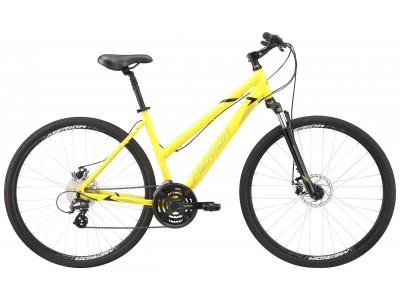 Велосипед MERIDA CROSSWAY 15-MD Lady (2020) yellow