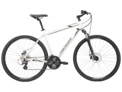 Велосипед MERIDA CROSSWAY 15-MD (2020) white