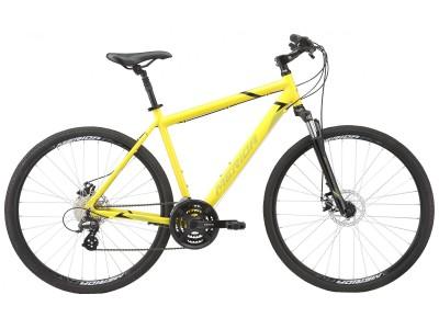 Велосипед MERIDA CROSSWAY 15-MD (2020) yellow