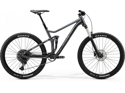 Велосипед Merida One-Twenty 7.400 GlossyAnthracite (2020)