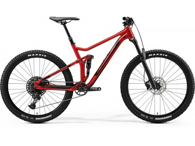 Велосипед Merida One-Twenty 7.600 GlossyX'masRed (2020)