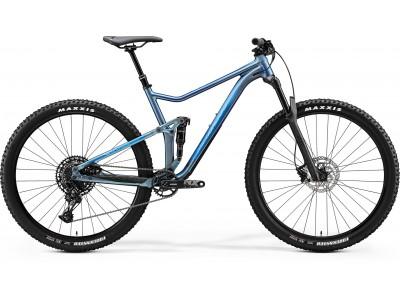 Велосипед Merida One-Twenty 9.600 SilkSparklingBlue (2020)