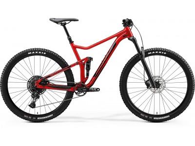 Велосипед Merida One-Twenty 9.600 GlossyX'masRed (2020)