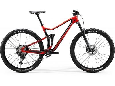Велосипед Merida One-Twenty 9.7000 GlossyRaseRed (2020)