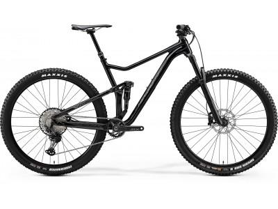 Велосипед Merida One-Twenty 9.700 MetallicBlack (2020)