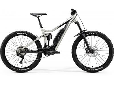 "Велосипед 27.5"" Merida eOne-Sixty 500SE SilkTitan/Black (2020)"
