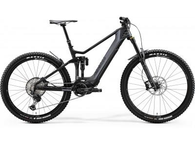"""Велосипед 29""""/27.5"""" Merida eOne-Sixty 8000 GlossyAntracite/MattBlack (2020)"""