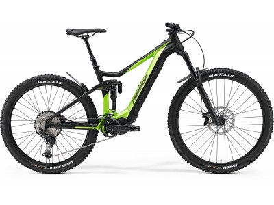 "Велосипед 29""/27.5"" Merida eOne-Sixty Limited Edition Green/Black (2020)"