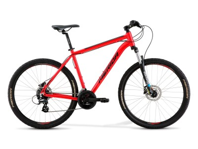 Велосипед Merida Big.Seven 10 Red (2021)