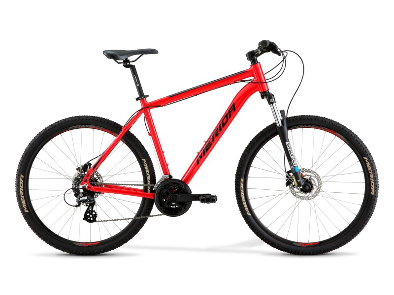 Merida Big.Seven 10 Red (2021)