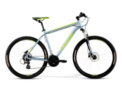 Велосипед Merida Big.Seven 10 Silver (2021)
