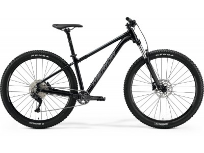 Велосипед Merida Big.Trail 200 Black (2021)