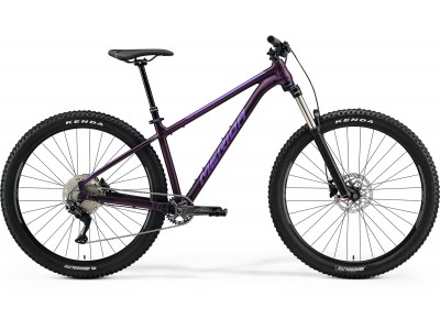 Велосипед Merida Big.Trail 400 Purple (2021)