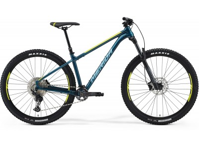 Велосипед Merida Big.Trail 500 Teal-Blue (2021)