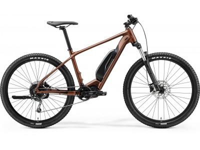 """Велосипед 27.5"""" Merida eBig.Seven 300 SE Bronze (2021)"""